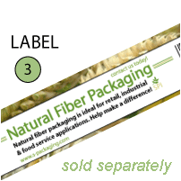 Wrap Around Label