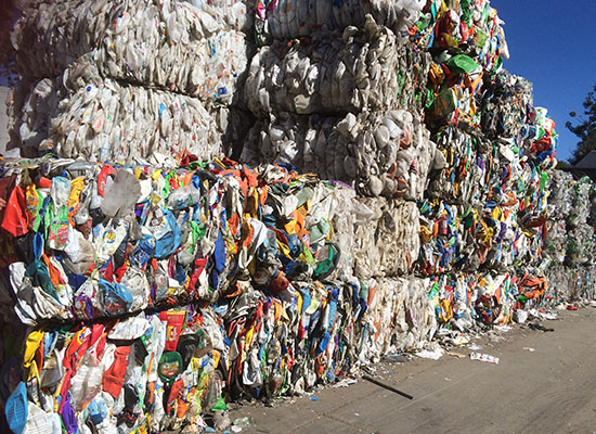 recycling raw materials